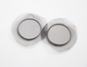 圆形屏蔽玻璃