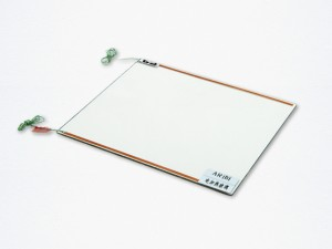 电加热玻璃
