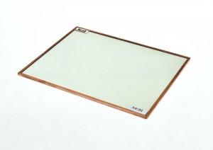 镀膜屏蔽玻璃