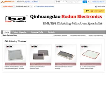 Introducing Bodun's New E-commerce Platform at Alibaba.com