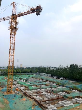 波盾二期工程顺利开工建设
