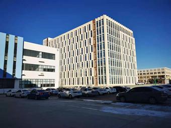 波盾公司二期新建厂区工程顺利竣工